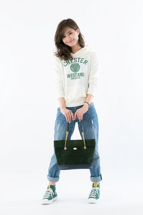 石田ヤマト モデル トートバッグ バッグ デジモンアドベンチャー