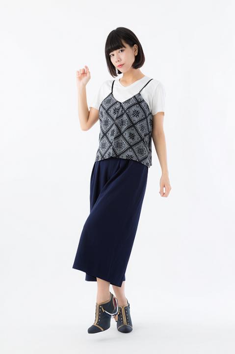 刀剣乱舞-ONLINE-×ちゃけちょけ 一期一振 モデル ブーティ シューズ