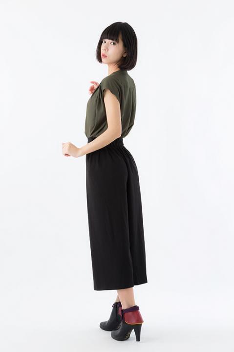 刀剣乱舞-ONLINE-×ちゃけちょけ 大倶利伽羅 モデル ブーティ シューズ