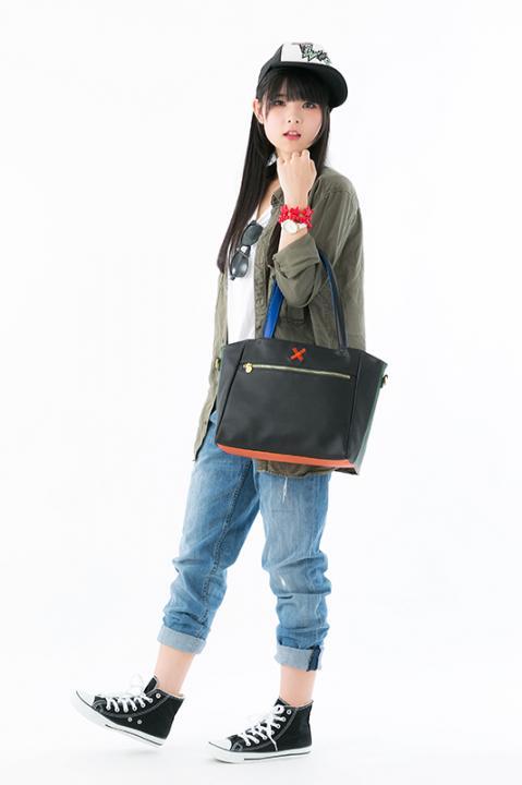 爆豪勝己 モデル リバーシブルバッグ バッグ 僕のヒーローアカデミア