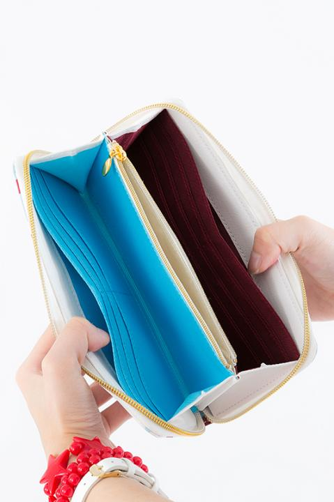 轟焦凍 モデル 財布 長財布 僕のヒーローアカデミア