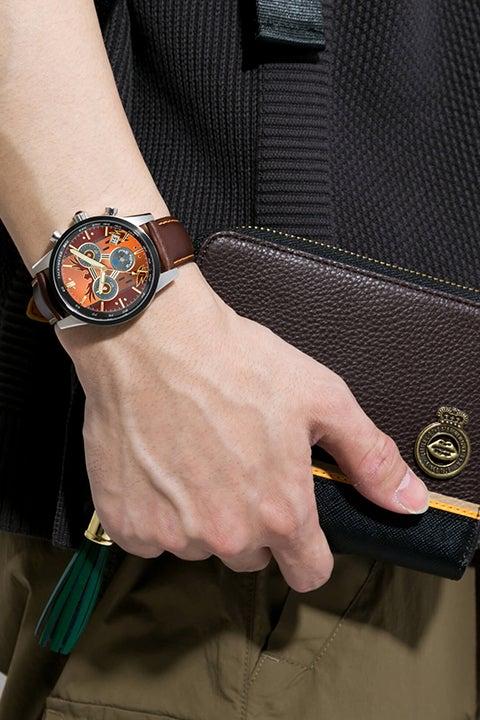 サクラ大戦 真宮寺さくら、エリカ・フォンティーヌ、ジェミニ・サンライズモデル 腕時計・バッグ・財布