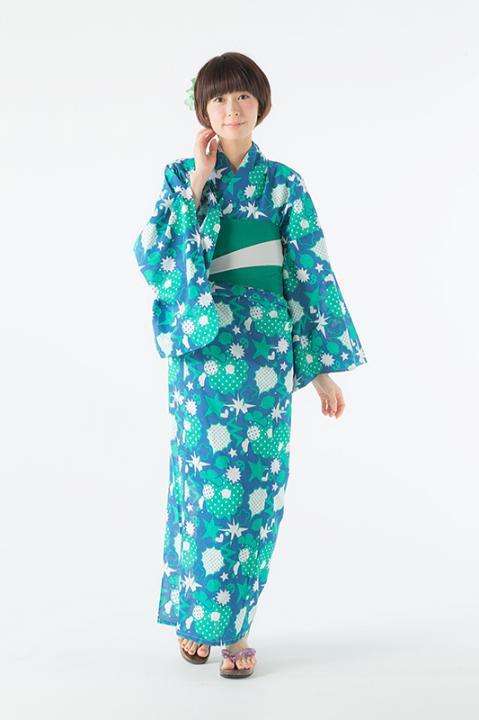 チョロ松 モデル 浴衣 巾着 おそ松さん