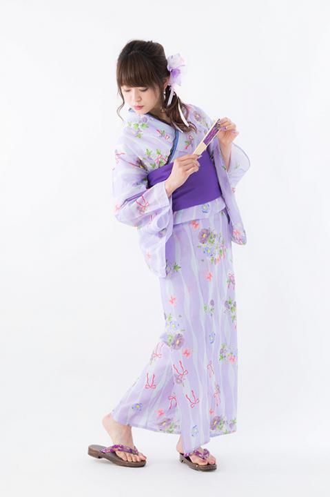 暁美ほむら モデル 浴衣 魔法少女まどか☆マギカ