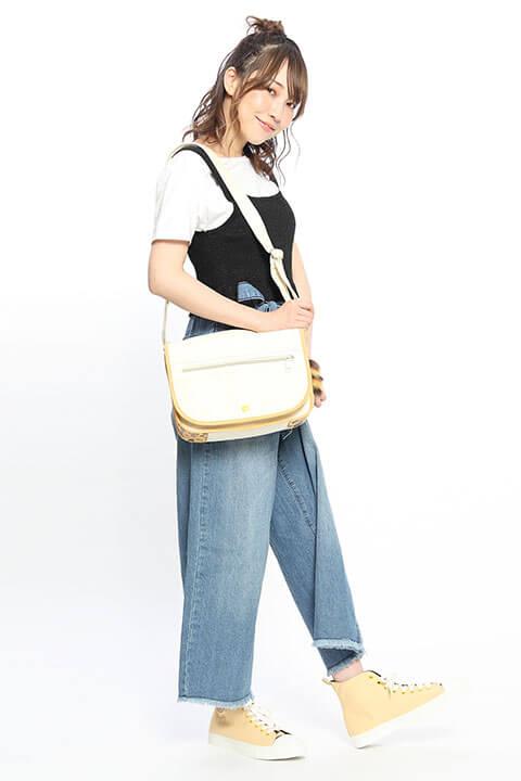 サーバルモデル バッグ&スニーカー けものフレンズ