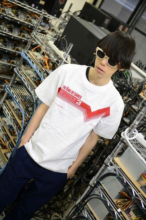 ドンキーコング3ラインT Tシャツ ドンキーコング3