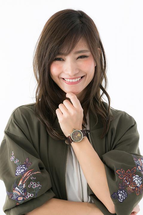 甲鉄城のカバネリ モデル 腕時計 リストウォッチ