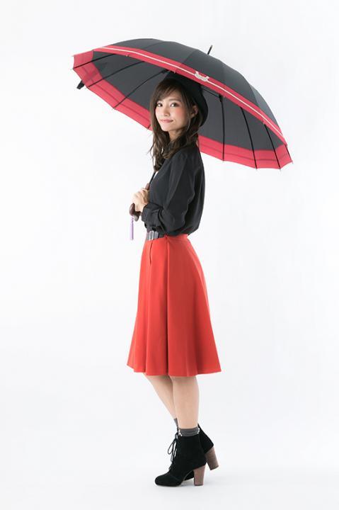 鬼灯 モデル 傘 小物 鬼灯の冷徹