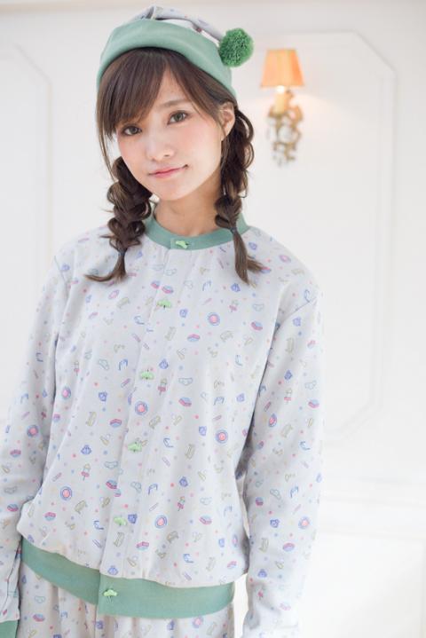 チョロ松 モデル パジャマ ルームウェア おそ松さん