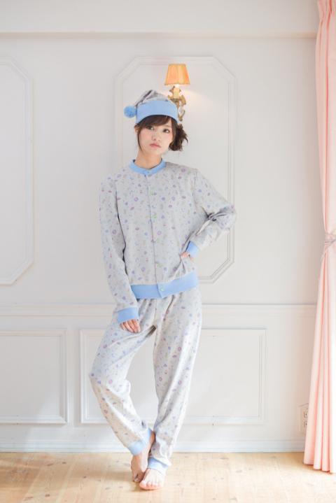 カラ松 モデル パジャマ ルームウェア おそ松さん