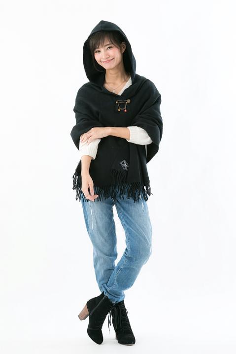 黒崎一護 モデル フード付きストール ストール BLEACH