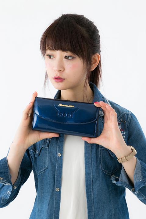 カラ松 モデル 財布 長財布 おそ松さん