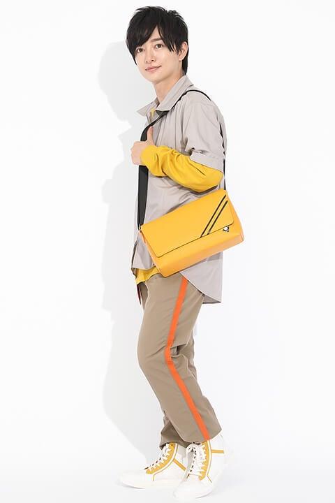 オレンジぷらねっと モデル バッグ、シューズ ARIA