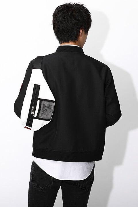 ペルソナ3 モデル ブルゾン・腕時計・バッグ