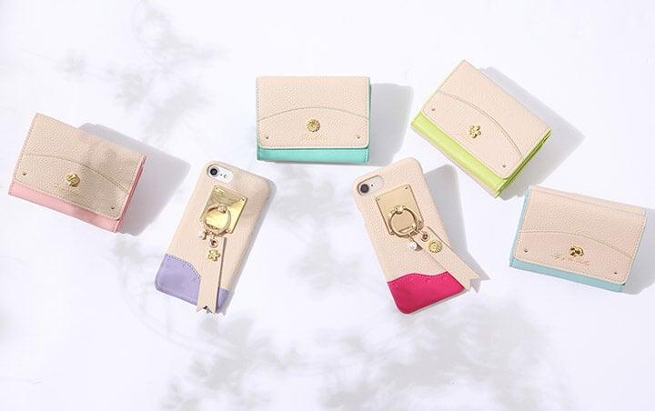 『A3!』より、24種の財布&スマートフォンケースが登場