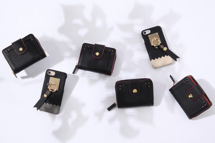 『A3!』より、各キャラクターをイメージした財布&スマートフォンケースが登場