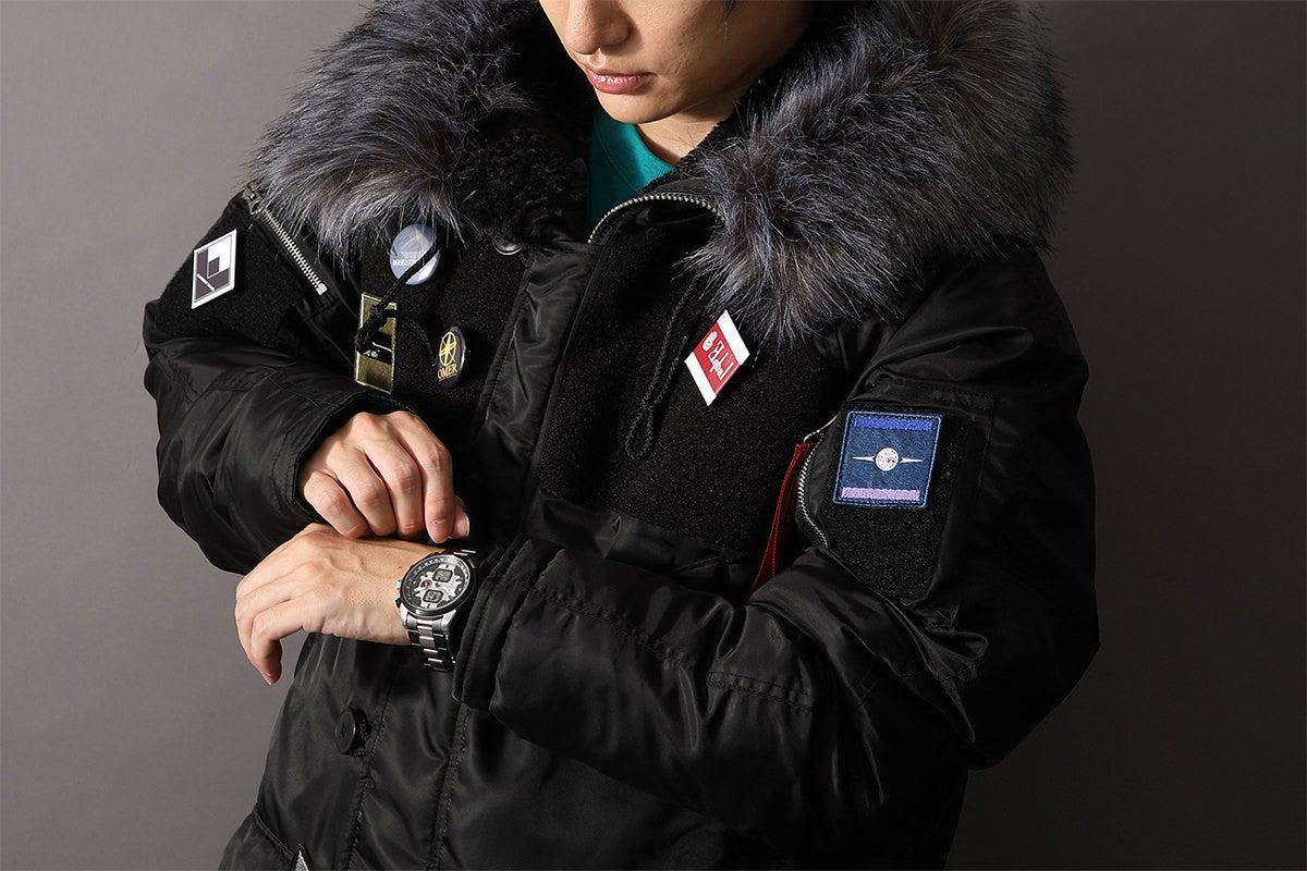 『ARMORED CORE』より、「AC3」「AC4」「ACfA」コラボのファッションアイテムが登場!