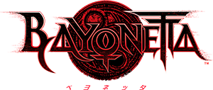 『BAYONETTA(ベヨネッタ)』ロゴ