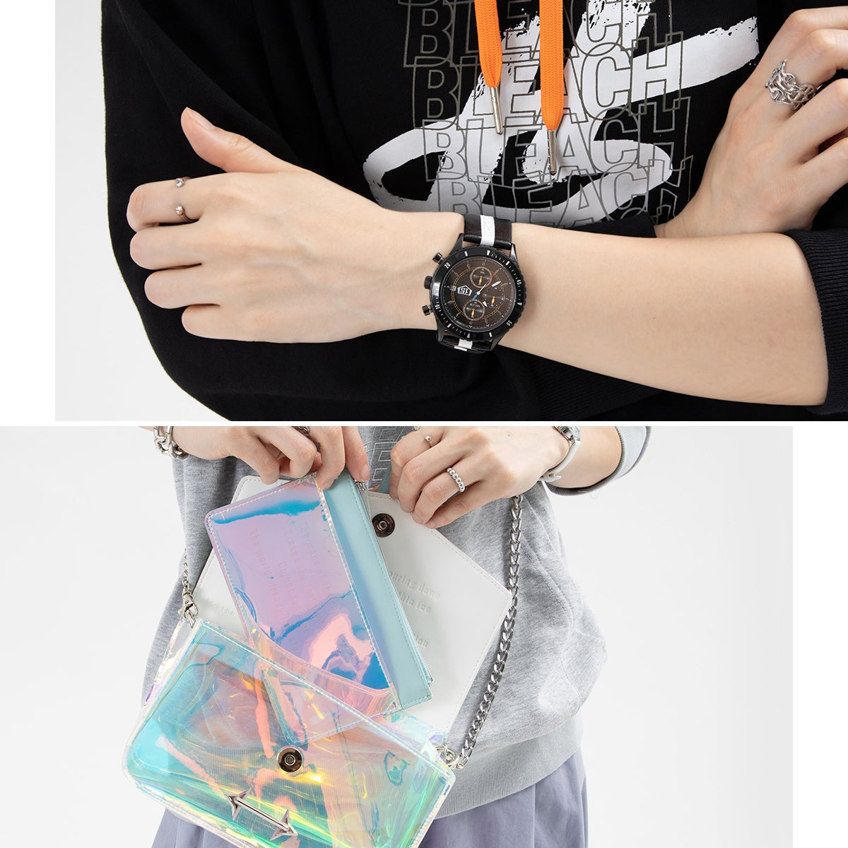 『BLEACH』より、黒崎一護と日番谷冬獅郎モデルのアイテムが新登場!