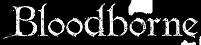 Bloodborne ロゴ
