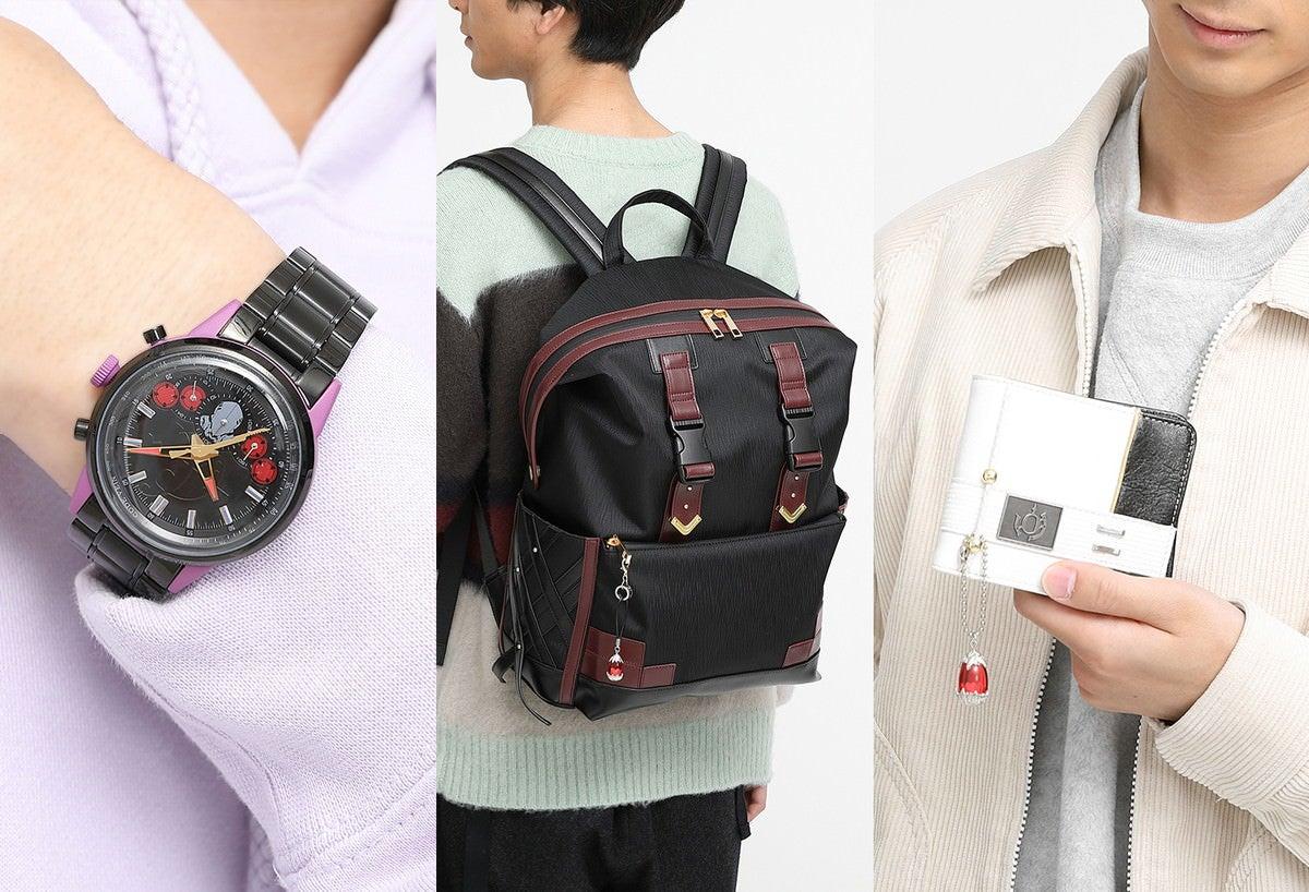 『CODE VEIN(コードヴェイン)』より、キャライメージの腕時計などが登場!
