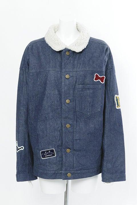 名探偵コナン×SuperGroupies アウター 江戸川コナン モデル