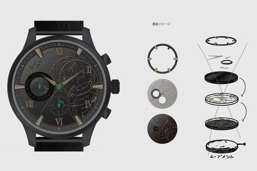 ─腕時計が出来上がるまで─