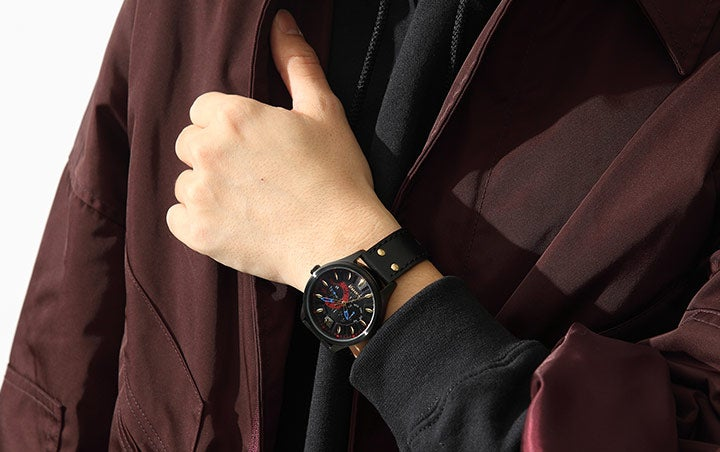 『魔界戦記ディスガイア』シリーズより腕時計・バッグ・財布が登場!