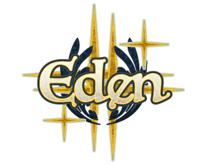 Eden ロゴ