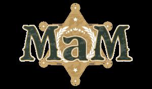 MaM ロゴ