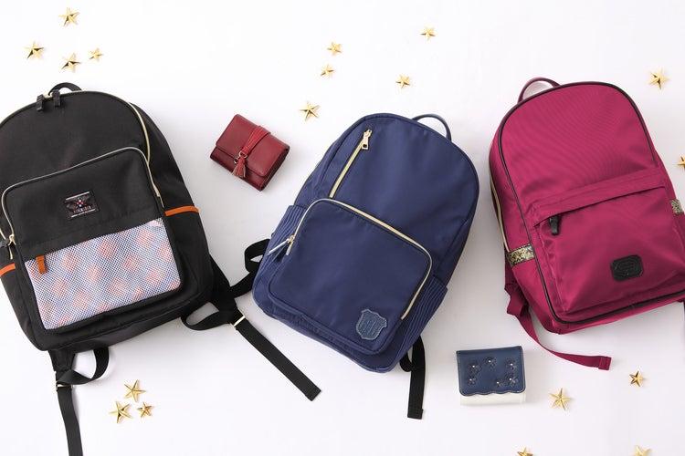 『あんさんぶるスターズ!』より、5ユニットをイメージしたリュック&ミニ財布が登場