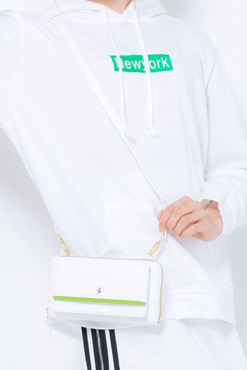 Switchモデル 財布ショルダー