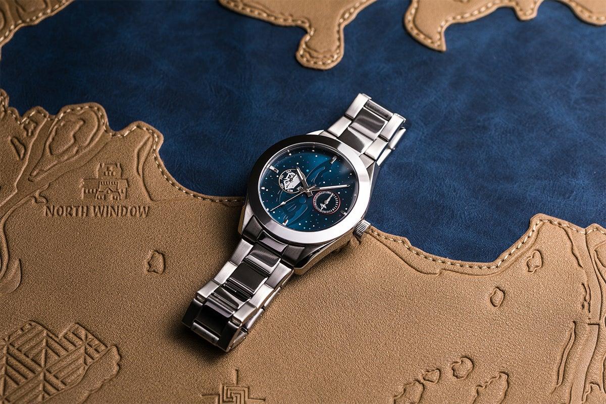 『幻想水滸伝Ⅱ』コラボの腕時計、バッグが登場!