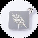 真なる雷の紋章 モデル ネックレス