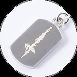 黒き刃の紋章 モデル ネックレス
