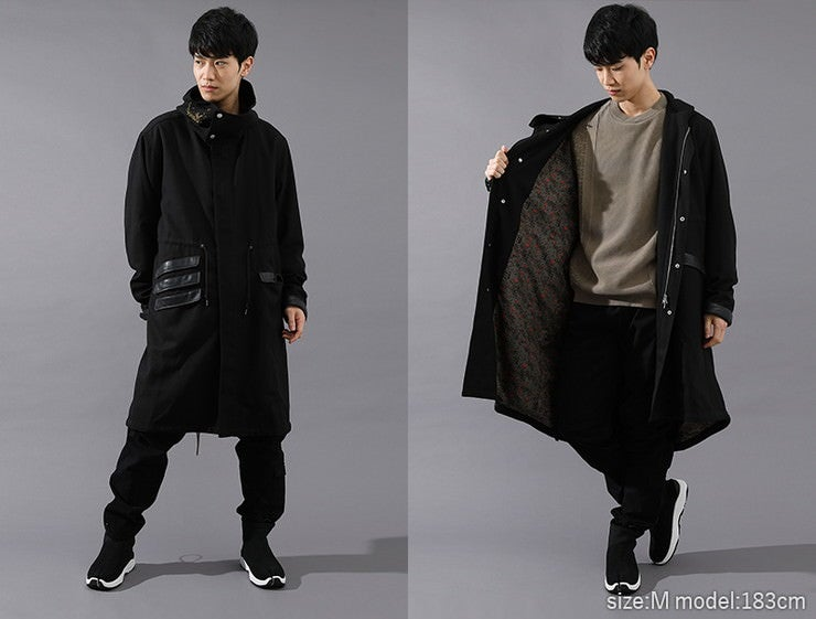Outer size:M model:183cm