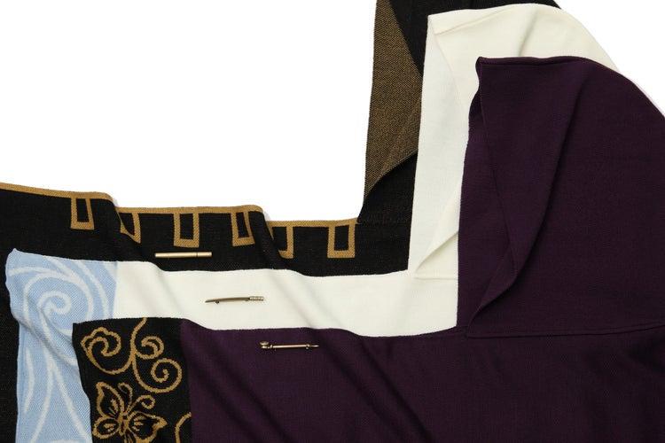 『銀魂』コラボのストール&ストールピン、財布、スマホケースに新モデルが登場