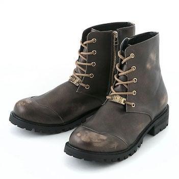 雨宮リンドウ ブーツ