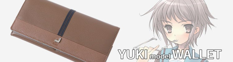 YUKI model WALLET