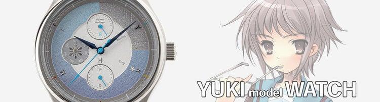 YUKI model WATCH