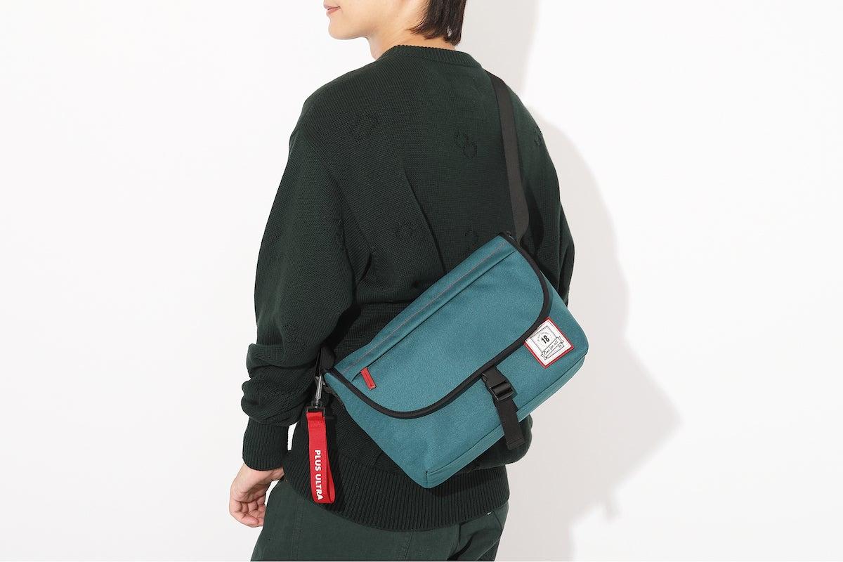 『僕のヒーローアカデミア』より、ポップなテキスタイルが魅力のバッグ&スマートフォンケースが登場!