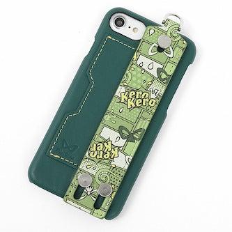 蛙吹梅雨 モデル スマートフォンケース (iPhone6/6s/7/8対応)
