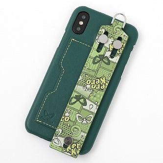 蛙吹梅雨 モデル スマートフォンケース (iPhoneX/Xs対応)