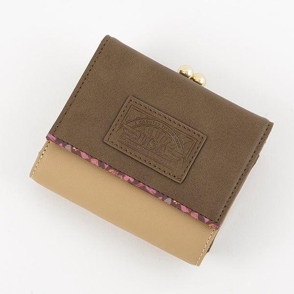 アメリカモデル ミニ財布