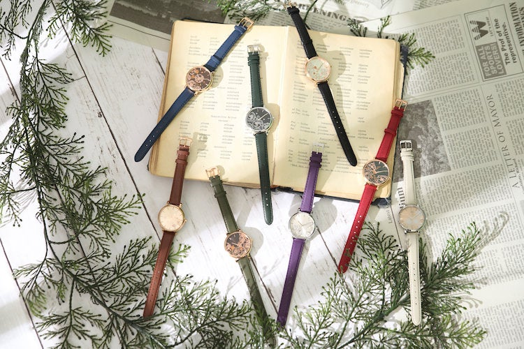 『ヘタリア World☆Stars』とのコラボ腕時計が登場!