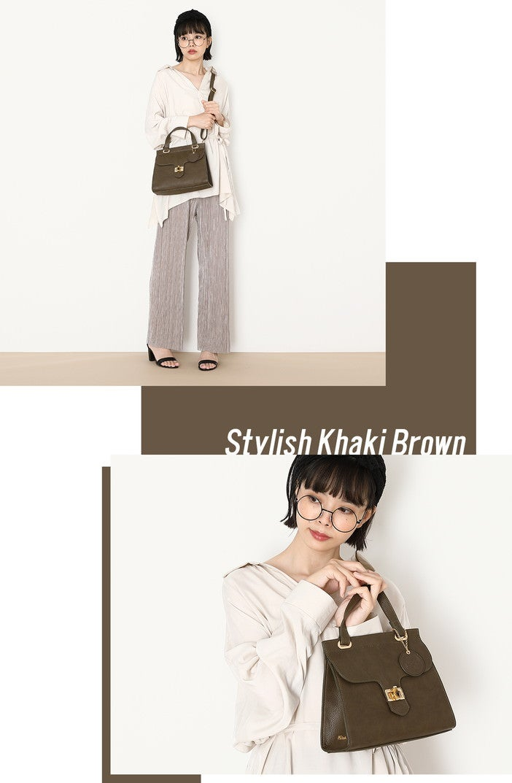 CHINA Stylish Khaki Brown