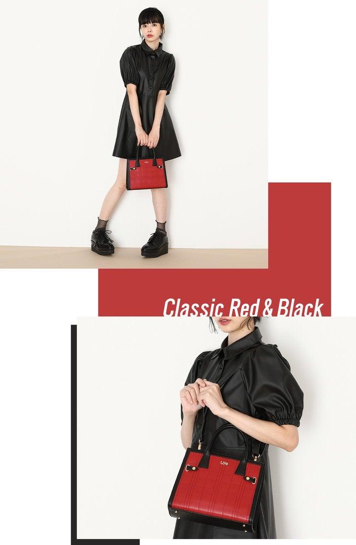 UK Classic Red & Black