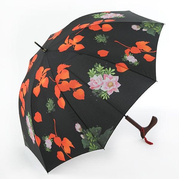 幼馴染(鬼灯、烏頭、蓬、お香)モデル 傘