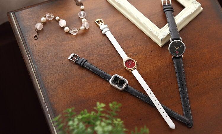 『アイドリッシュセブン』より、12人をイメージした腕時計が登場