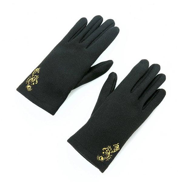和泉三月モデル 手袋